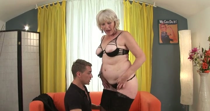 Mature ladies having sex with young
